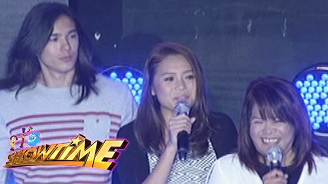 It's Showtime ToMiho: Miho's sweet birthday messages
