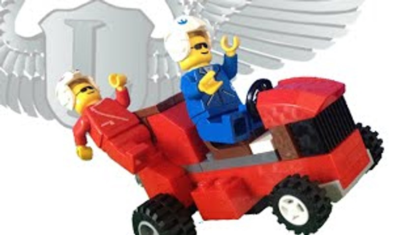 LEGO Monthly Mini 40071 Lawn Mower