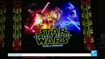 10 ans après, Star Wars débarque à Hollywood avec Star Wars The Force Awakens