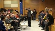 "Konferans: ""Hukuk ve Demokrasi"" 1/2"