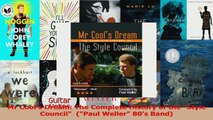 PDF Download  Mr Cools Dream The Complete History of the Style Council  Paul Weller 80s Band Download Full Ebook