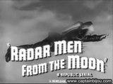 1952 RADAR MEN FROM THE MOON SERIAL TRAILER - COMMANDO CODY