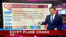 Sharm flights delayed amid bomb fears - BBC News