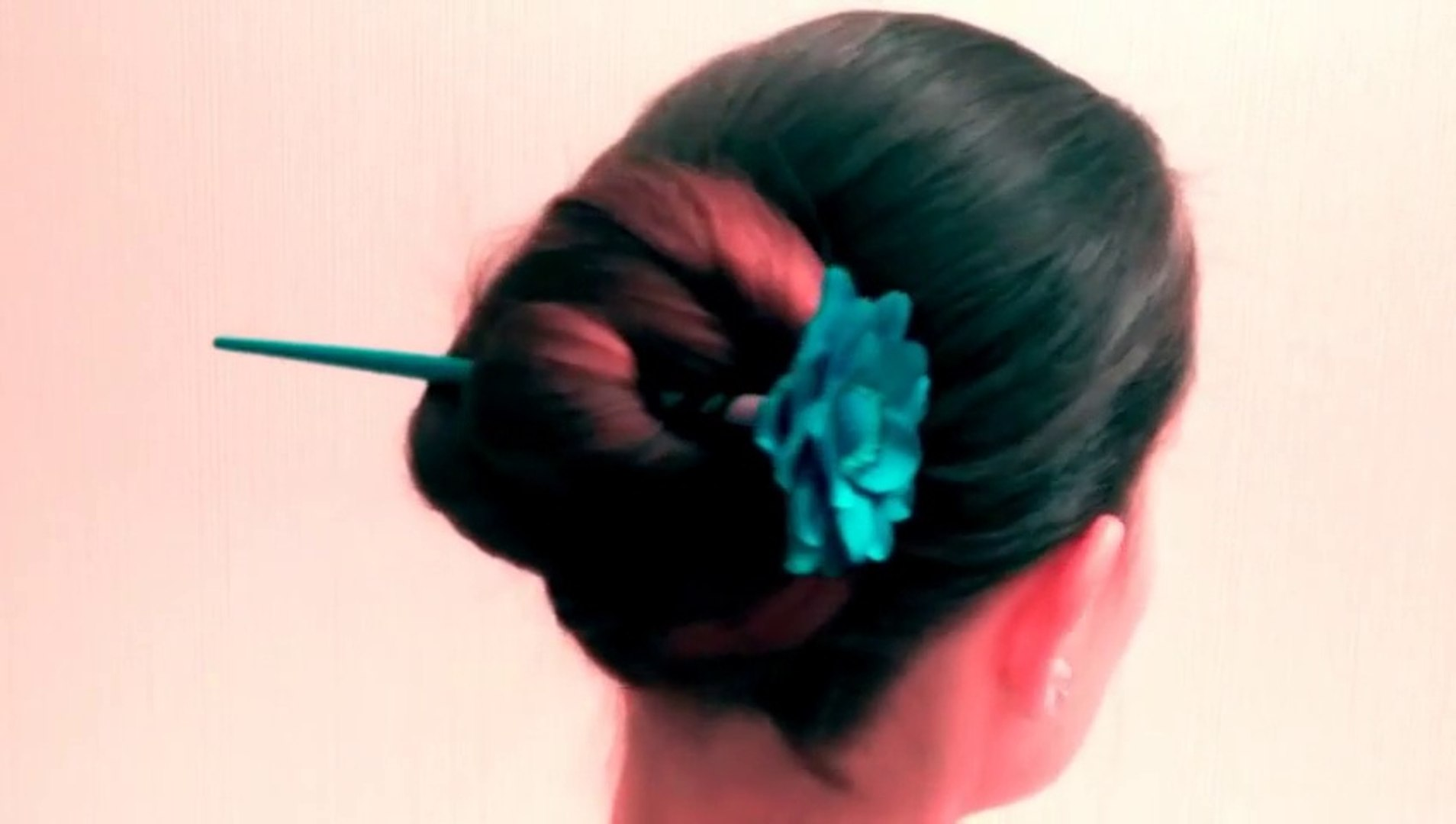 Easy Hair Styles With Hair Stick