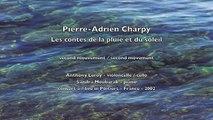 """Pierre-Adrien Charpy, """"Les contes de la pluie et du soleil"""" (2001) (extrait 1 - extrait 1)"""