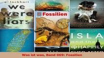Lesen  Was ist was Band 069 Fossilien Ebook Frei