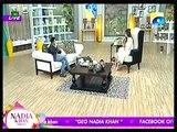 Nadia khan Show on Geo - 15th December 2015 - Part 2