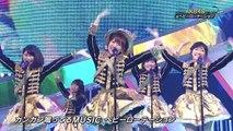 151119 Best Hits! Kayousai 2015 AKB48 - Heavy Rotation + Talk