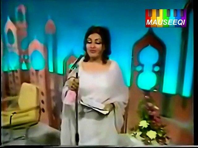 Noor Jehan LIVE in BBC - Kuchh Log Rooth Kar Bhi