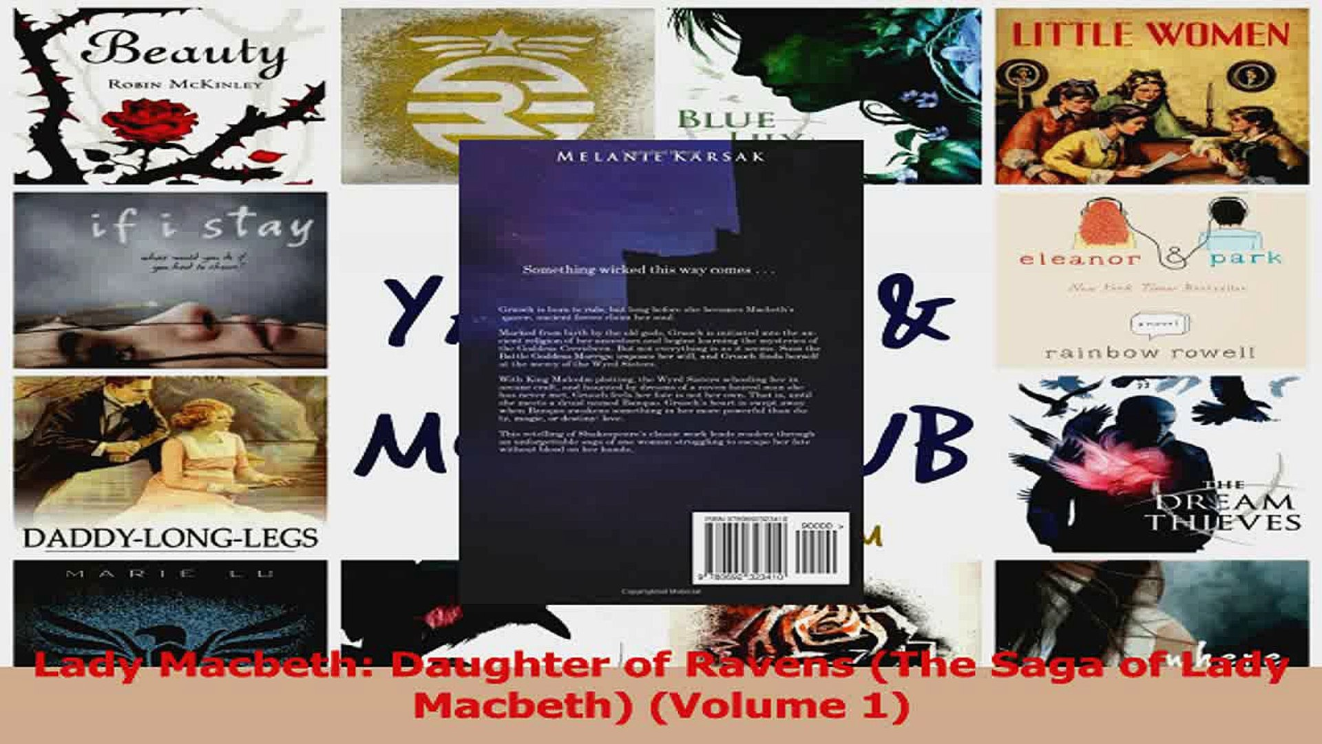 Read  Lady Macbeth Daughter of Ravens The Saga of Lady Macbeth Volume 1 Ebook Free