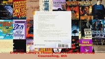 DVD for Coreys Theory and Practice of Group Counseling 8th Download