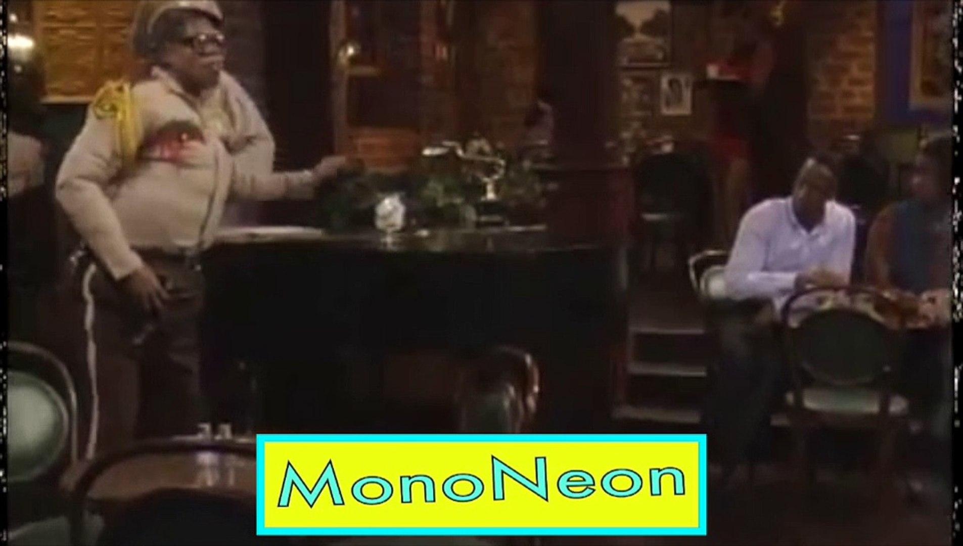 MonoNeon: Martin Lawrence as Otis