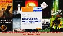 Lesen  Innovationsmanagement Die 6 Phasen von der Idee zur Umsetzung Ebook Frei