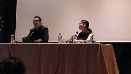 Conférence de l'écrivaine Espido Freire (I)