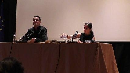 Conférence de l'écrivaine Espido Freire (III)