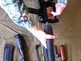Оружие Российского спецназа. Бесшумные системы 18