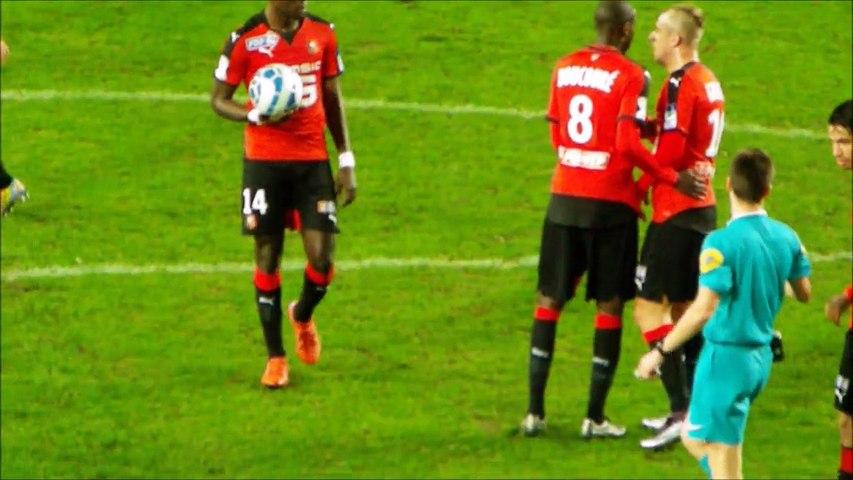 15/12/15 : SRFC-TFC : penalty Fallou Diagne (57')