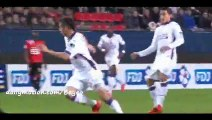 All Goals Rennes 1-3 Toulouse 15-12-2015 Highlights