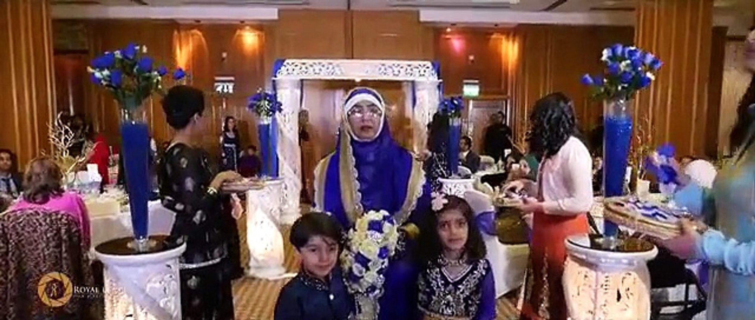 2015 Most Watched Pakistani Wedding Highlight Trailer - Asian Wedding at Hilton London Croydon
