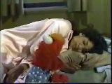 Classic Sesame Street Elmo Sleeps Over at Marias