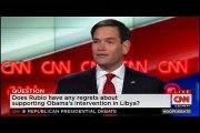 Marco Rubio explains supporting Libya operation, Cruz name-drops Bibi Netanyahu