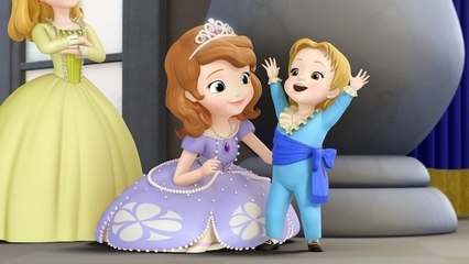 sofia the first pin the blame on the genie dailymotion