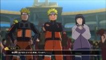 Naruto Shippuden :Ultimate Ninja Storm Revolution | Hinata X Naruto screenshots (Story mod