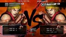 Momochi (Ken) vs MichaelTan (Ken) - USF4 - TL5A Round5 Battle10