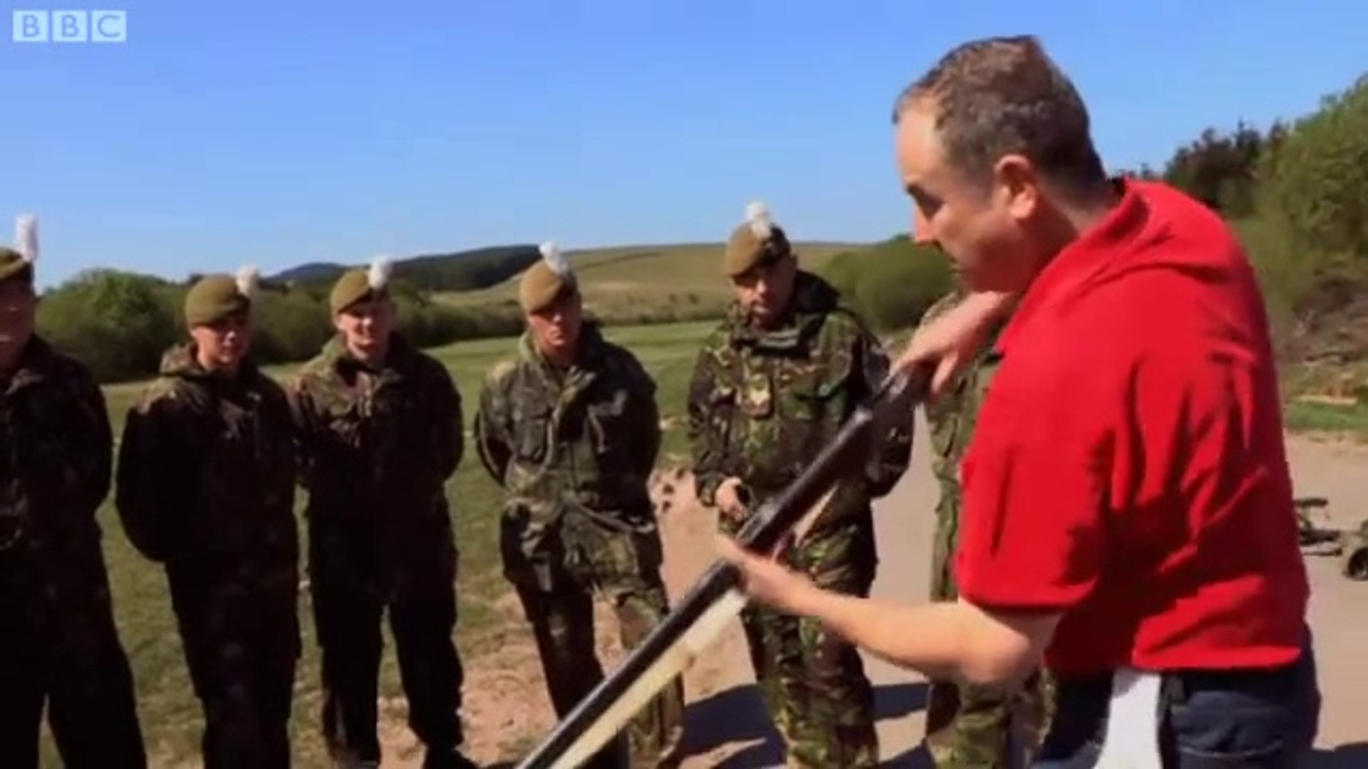Regimental Stories  (2011) – S1, E1 – The Royal Welsh