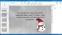Create Rich Content Presentation via Presentation Website