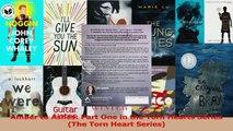 Download  Amber to Ashes Part One in the Torn Hearts Series The Torn Heart Series PDF Free