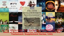 Read  In the Wilderness The Doctrine of Defilement in the Book of Numbers Journal for the Ebook Free