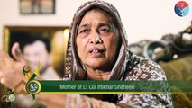 Maa tujhe salam-Mothers of martyrs in Zarb e azb-Great mothers