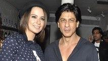 Shah Rukh Khan To Team Up With Kangana Ranaut