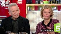 C à vous - Pierre Lescure propose à Louane les tenues de scène sexy de jean-Paul Gaultier - Mardi 15 décembre 2015