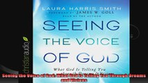 Seeing the Voice of God What God Is Telling You Through Dreams and Visions