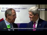 Kerry in Moscow: US Sec of State to meet Putin for Syria talks