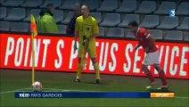 Nimes vs Le Havre 11 12 2016 et Nîmes Féminine vs Montpellier 13 12 2016