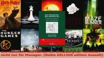 Lesen  Die Rückkehr des Hofnarren Einladung zur Reflexion  nicht nur für Manager Reihe PDF Online