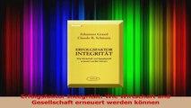 Download  Erfolgsfaktor Integrität Wie Wirtschaft und Gesellschaft erneuert werden können Ebook Frei