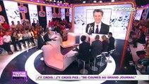 """Cyril Hanouna: """"Antoine de Caunes au Grand Journal ? Une énorme erreur, on ne refait pas du neuf avec du vieux !"""""""