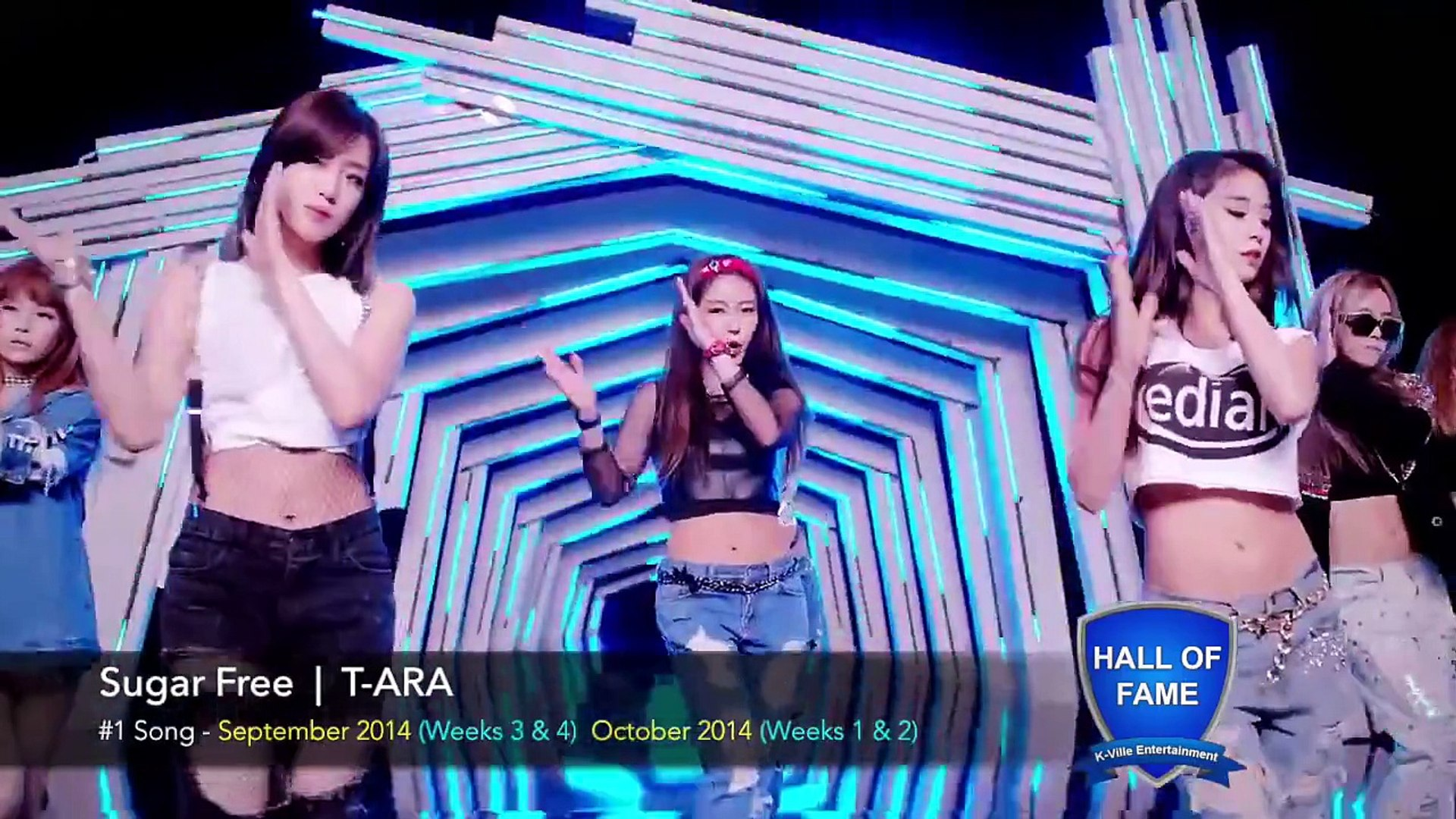 K-POP HALL OF FAME - #1 Champion K-Pop Songs!