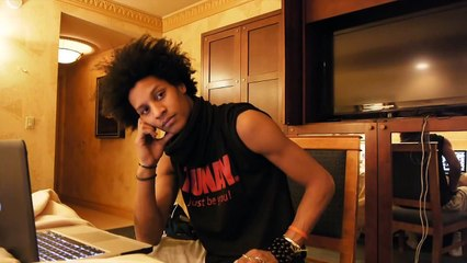 Step X Step Dance Interview with Laurent (Raw pt 4) of Les Twins