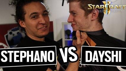 SC2 LOTV - STEPHANO VS DAYSHI