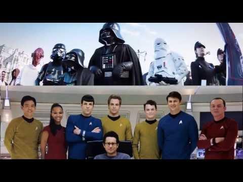 Versus: Star Wars vs Star Trek