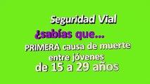 """Campaña de Seguridad Vial: """"Evita distracciones para evitar accidentes"""""""