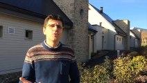 Thermique d'hiver, thermique d'été : premières mesures dans une maison bois réactive