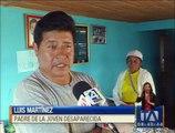 Mayra Martínez desapareció los primeros días de diciembre