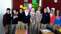 Europeans by the Christmas Table (eTwinning Project)