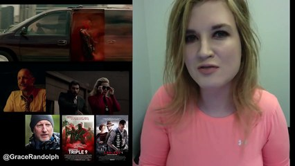 Triple 9 Official Trailer 2016 + Trailer Review - RED BAND : Beyond The Trailer